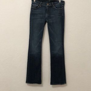 7 for all mankind FLYNT women's flare jeans